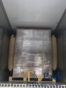 túi khí chèn hàng container