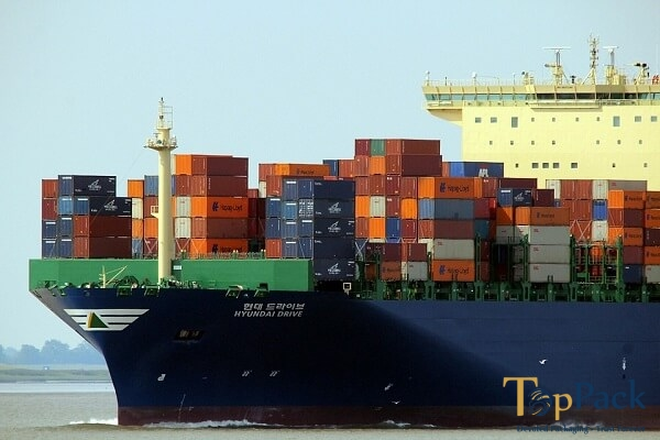 Phí ENS là gì và tại sao hàng đi châu Âu lại có phí này?