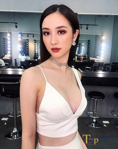Hot girl Jun Vũ gợi cảm tham gia sự kiện