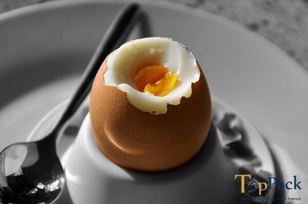 Lý do nên ăn trứng buổi sáng