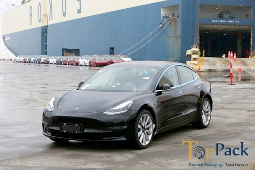 Bắc kinh trợ cấp sản xuất xe điện Tesla
