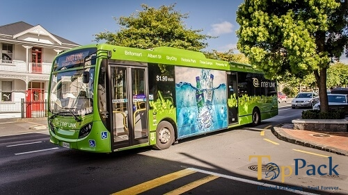 Đi xe bus sẽ sử dụng vé điện tử năm 2021
