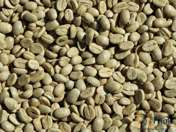 Tác dụng có lợi của cà phê xanh