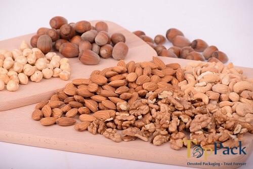 5 loại hạt có lợi cho sức khỏe