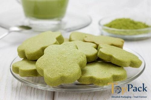 Nga làm ra bánh quy giàu chất xơ và iốt từ tảo biển