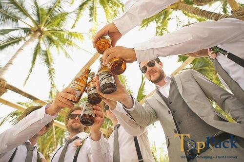 Uống bia liệu có tốt hơn uống rượu?