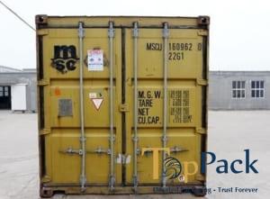 Hoàn tất container flexitank