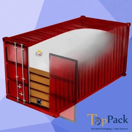 Túi mềm Flexitank Flexibag Toppack
