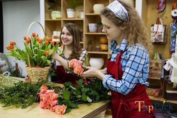 7 bước vận chuyển hoa tươi đi xa đúng cách